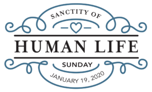 Baptist Children's Home and Family Services | Sanctity of Life Logo