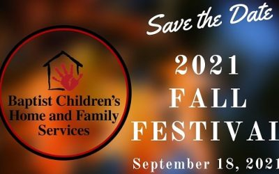 Fall Festival – Save The Date